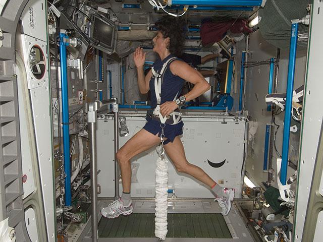 Astronaut Reddit AMA - Space Sport Sweat