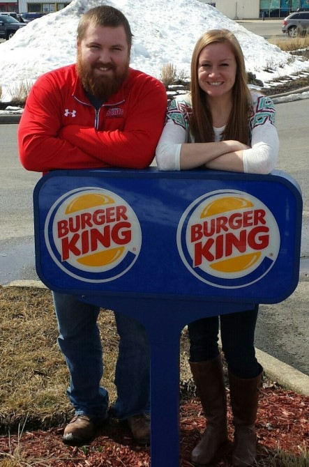 Burger King Engagement
