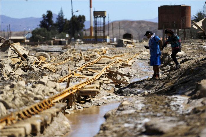 Chile Flood 1