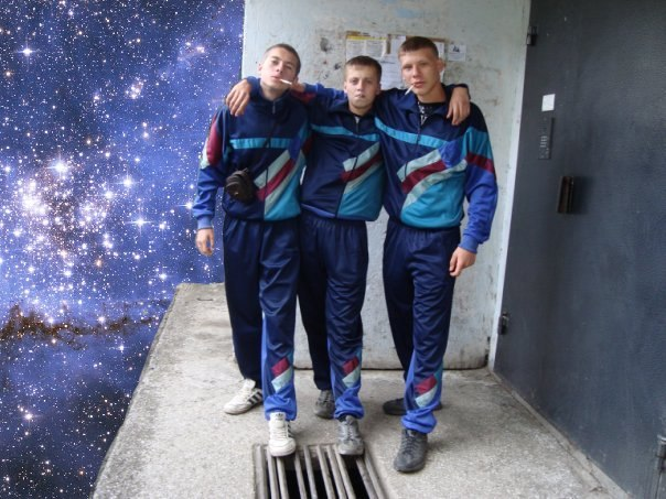 Drunk Russians In Space 2c