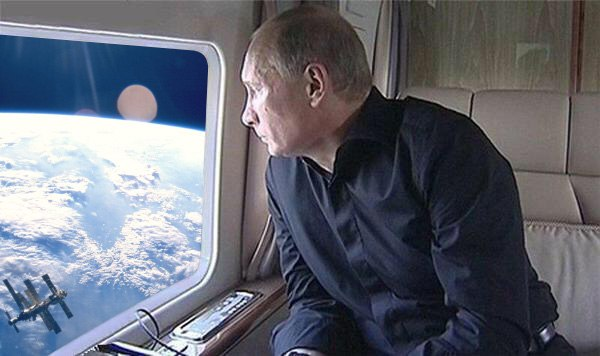 Drunk Russians In Space 4