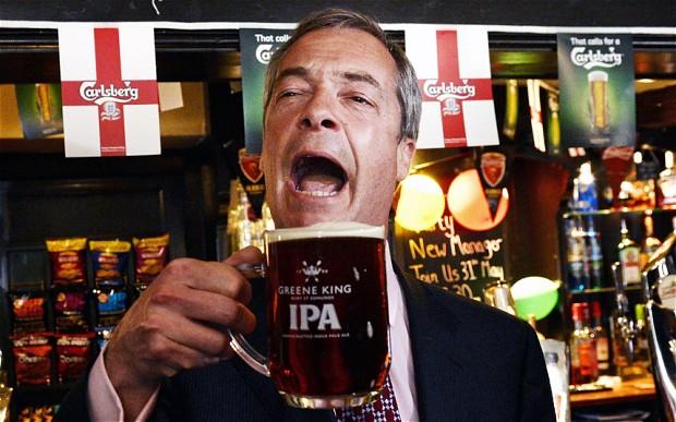 Farage UKIP