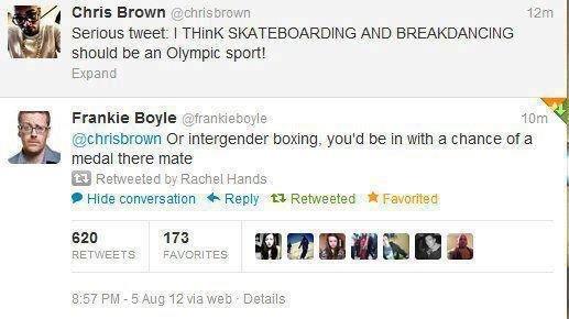 Franki Boyle Twitter Insult