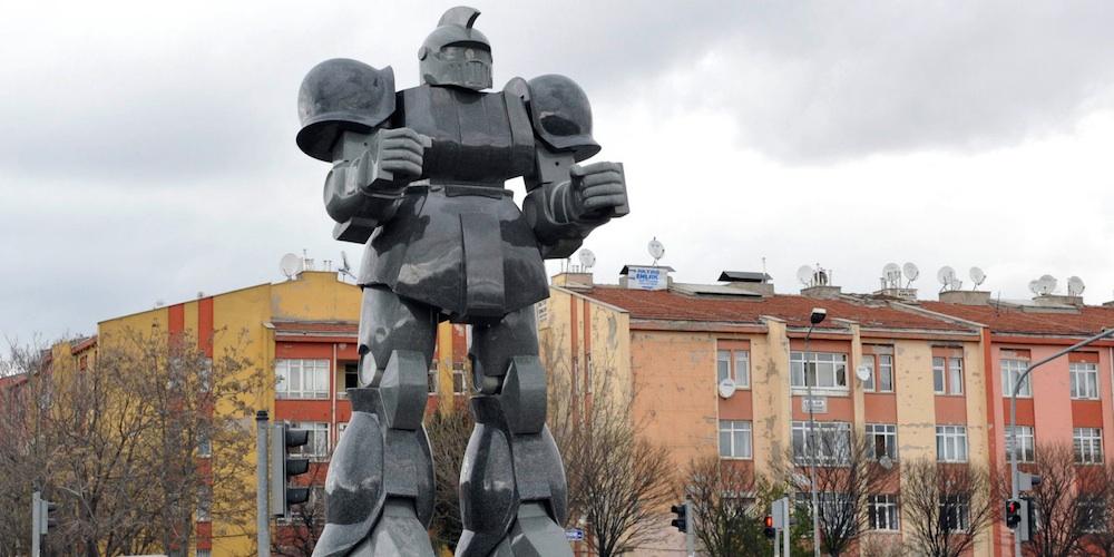 Giant Robot Ankara