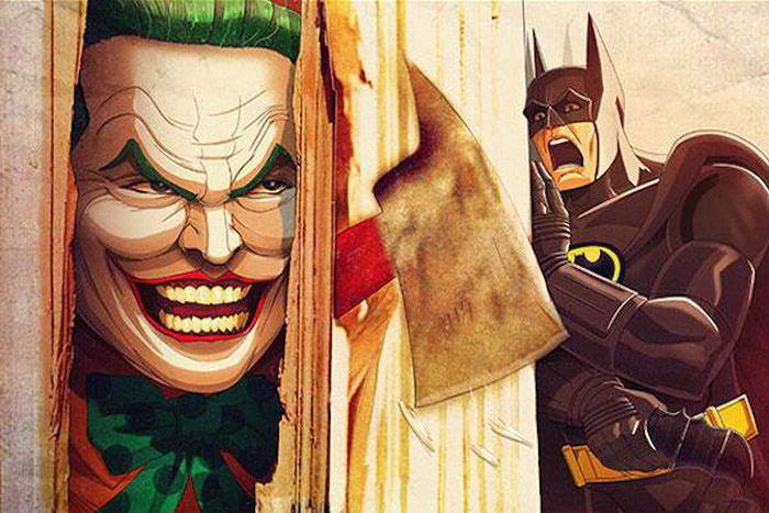 Here's Johnny Batman