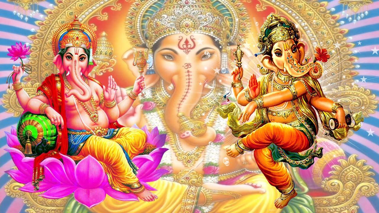 India 8 Limbs Ganesh