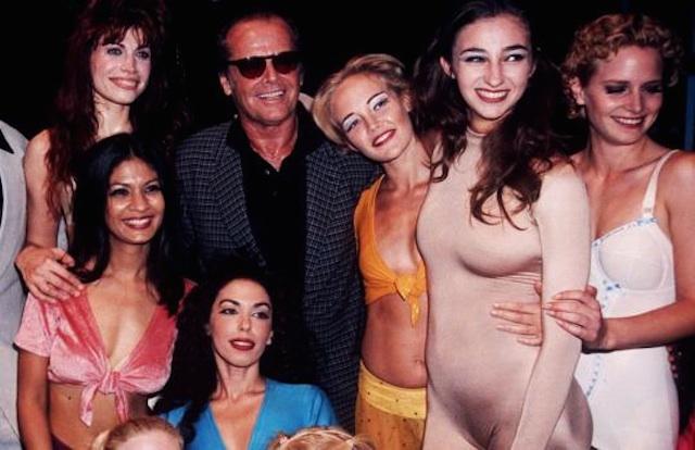Jack Nicholson Playboy