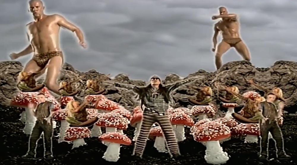 Jason Statham Leopard Skin Video