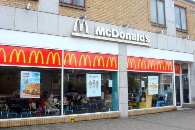 McDonald's Dublin