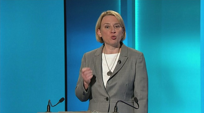 Natalie Bennet Leaders Debate