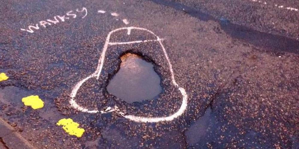Penis Pictures Pothole