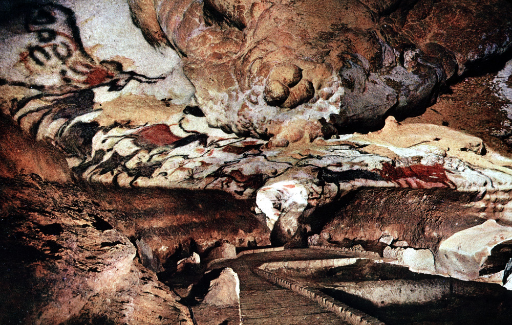 Places You Can't Visit - Lascaux Caves