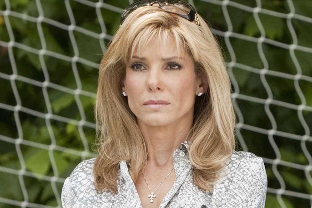 Sandra Bullock Scared