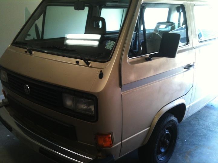 Sharpie The Van 1