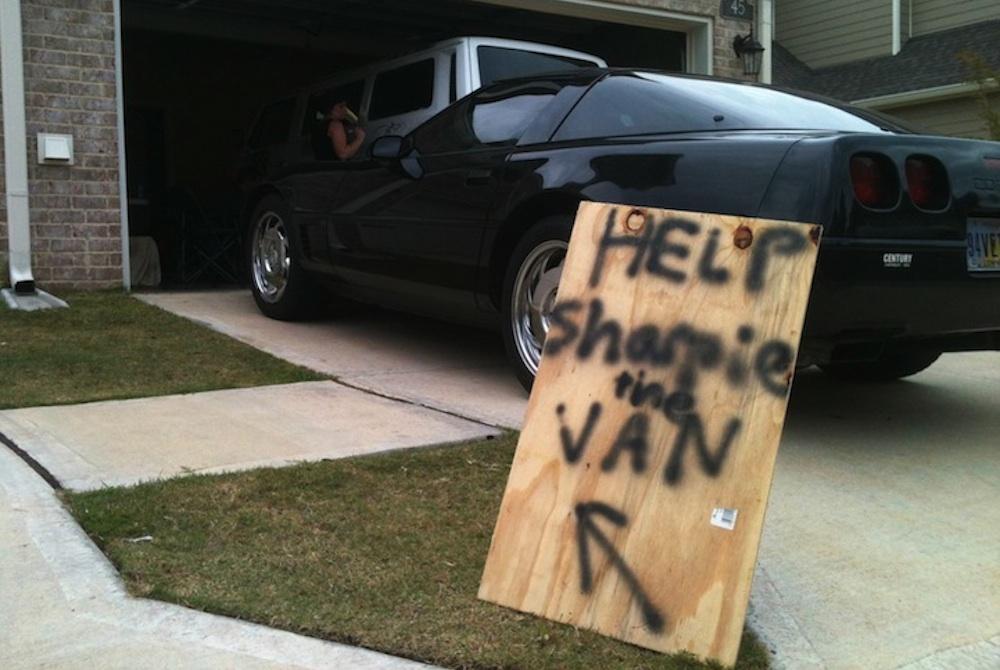 Sharpie The Van Featured