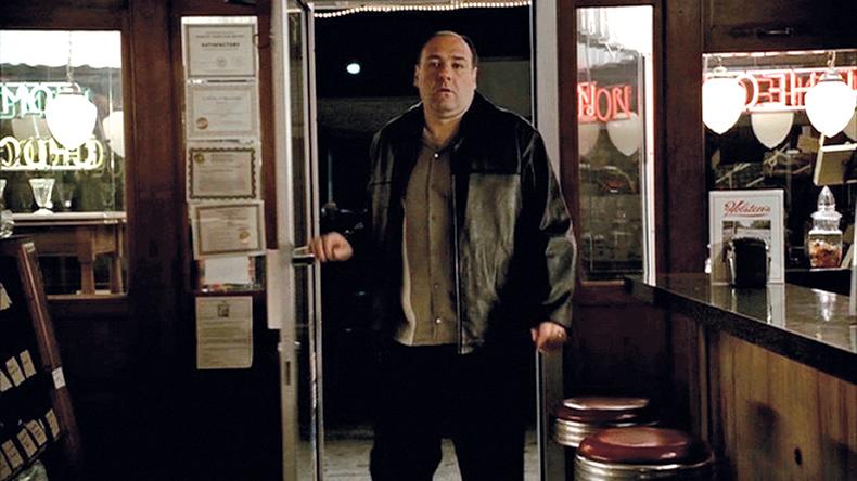 Sopranos Final Scene 1