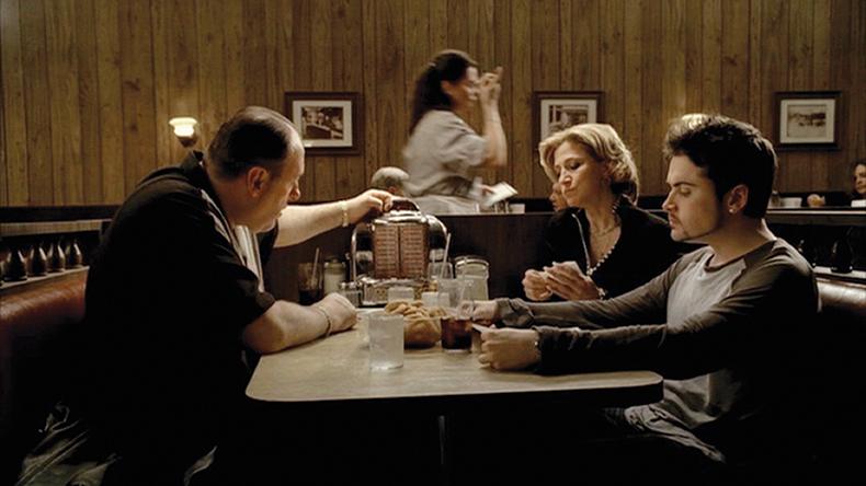 Sopranos Final Scene 12