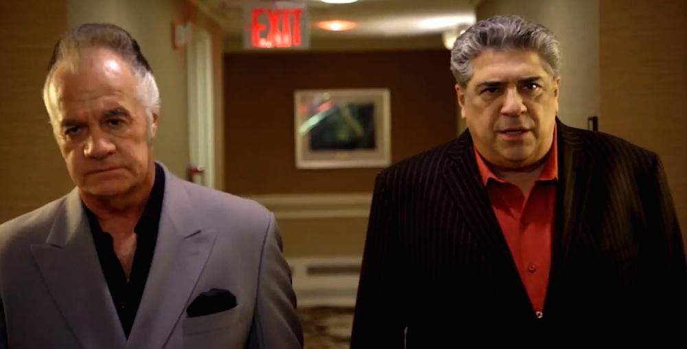 Sopranos Retrun HBO Promo
