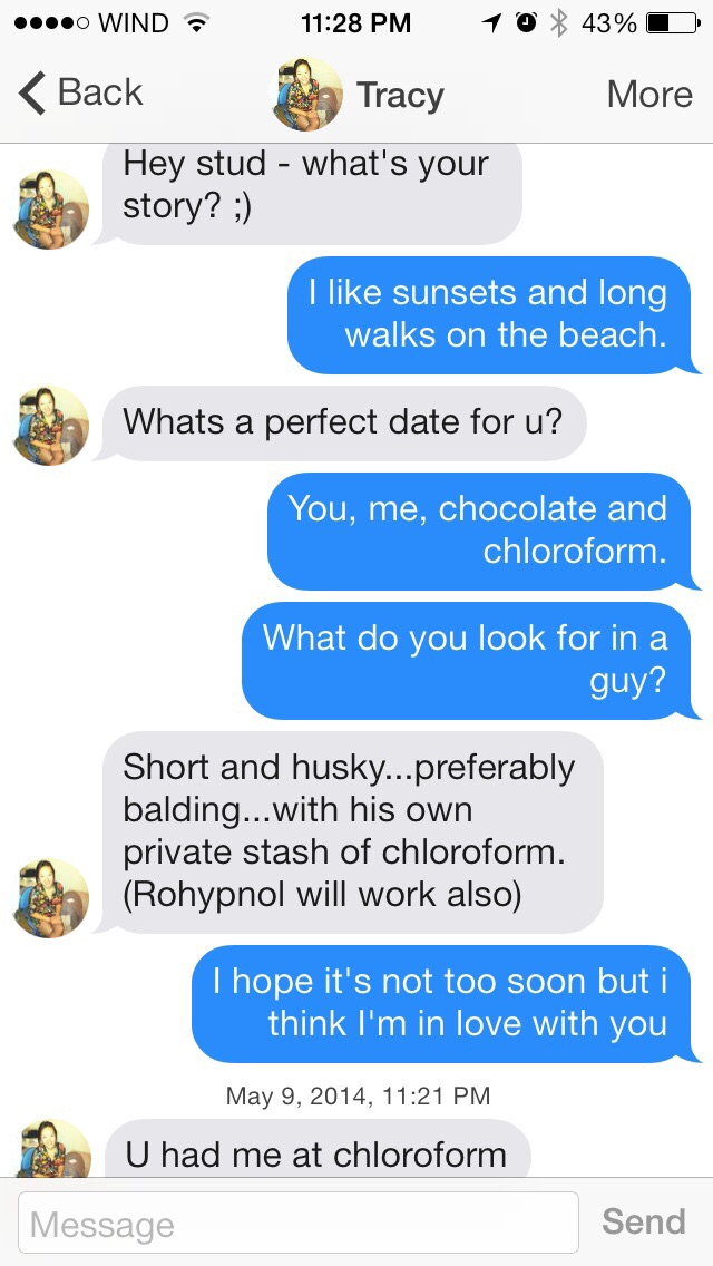 the best worst profiles conversations in the tinder universe 1 sick chirpse. Black Bedroom Furniture Sets. Home Design Ideas