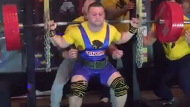 Tommy Dolan Weightlifting
