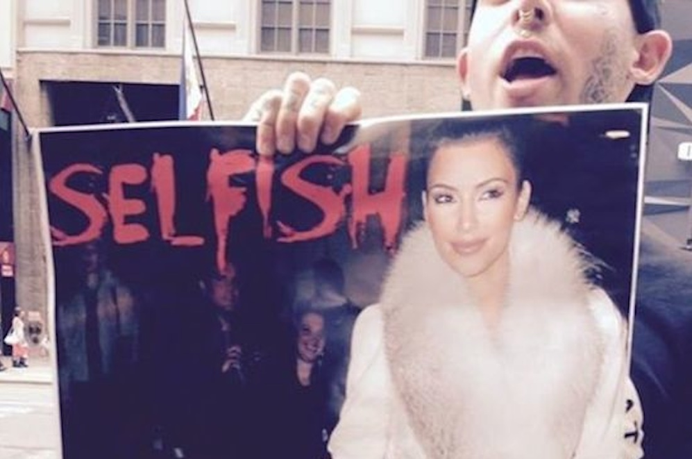 Activists Rip Kim Kardashian
