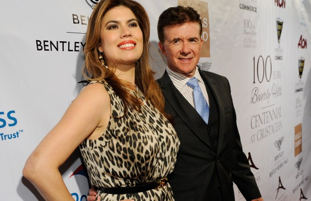 Alan Thicke Wife