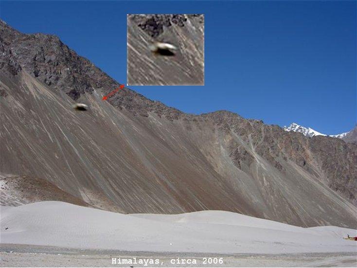 Alien Life India - Himalayas 2006