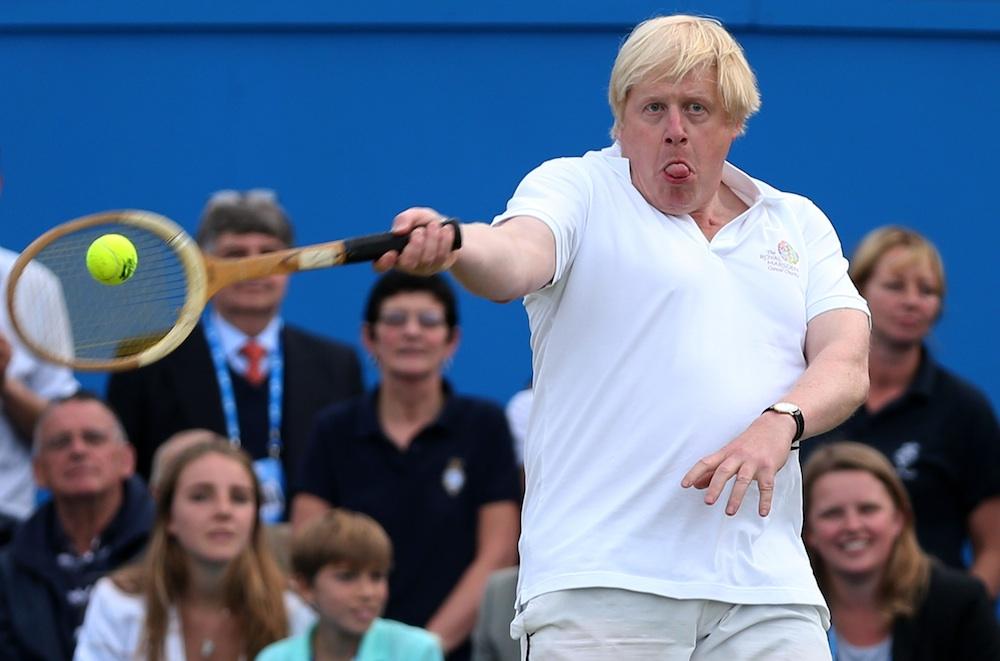 Boris Johnson Featured
