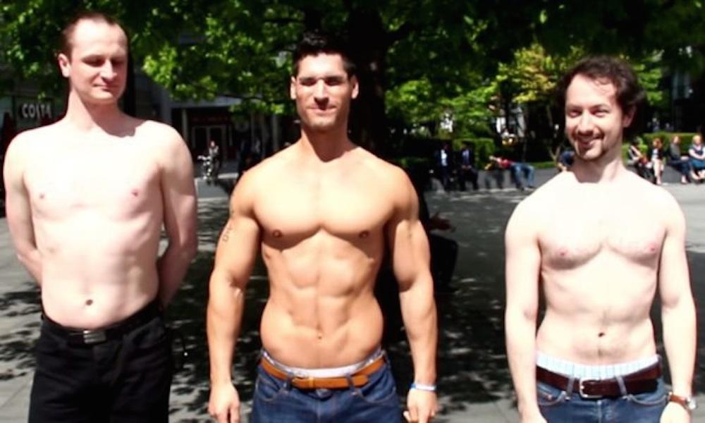 Dadbod V Muscles