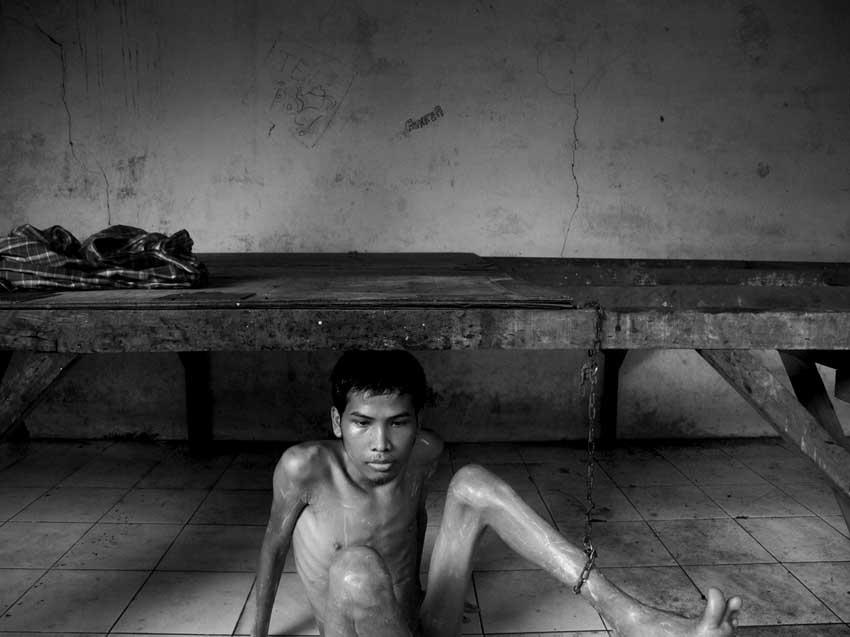 Dimitri Pilalis -Indonesia Institution - Bare Floor