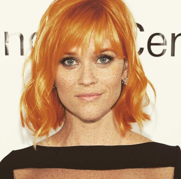 Someone Reimagined Celebrities With Ginger Hair And Some