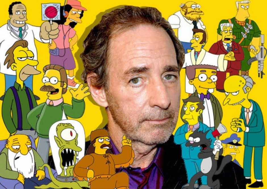 Harry Shearer – One Of The Simpsons' Principal Voice Actors ...
