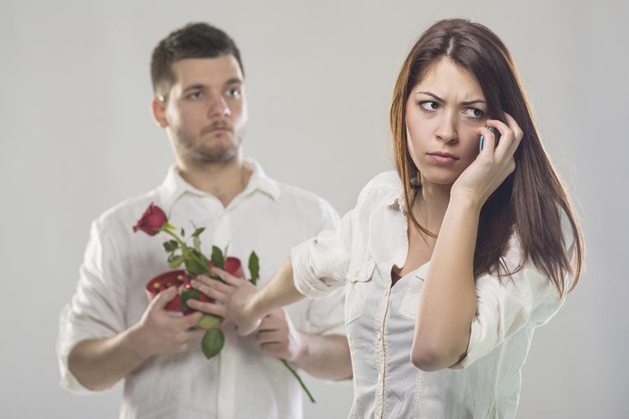 why men treat women like shit