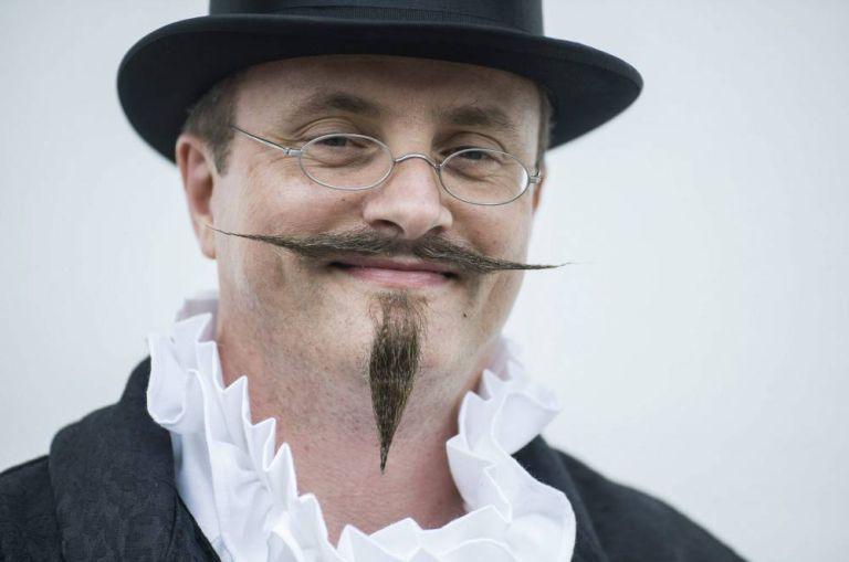 Hungary Beard Festival - Bernhard Haug of Germany