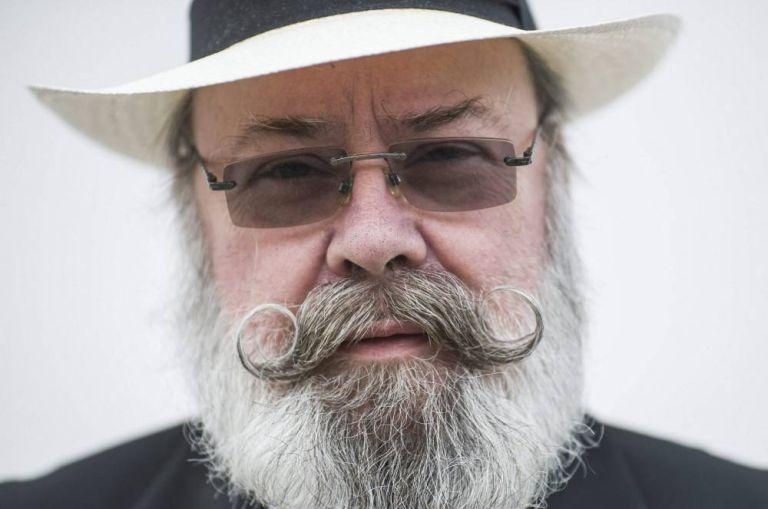 Hungary Beard Festival - Bernhard Heinzmann of Germany