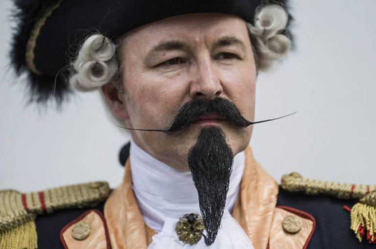 Hungary Beard Festival - Erwin Butsch of Germany