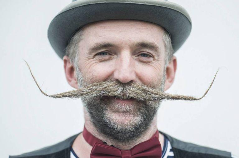 Hungary Beard Festival - Istvan Ring of Hungary