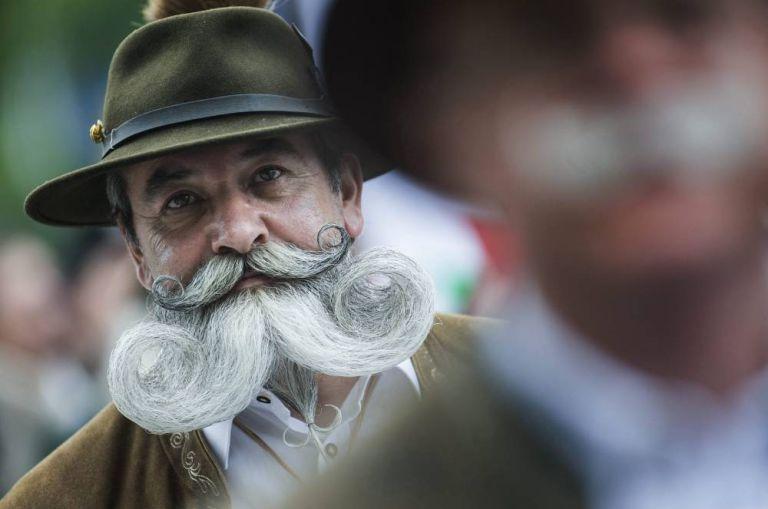 Hungary Beard Festival - Norbert Topf of Germany