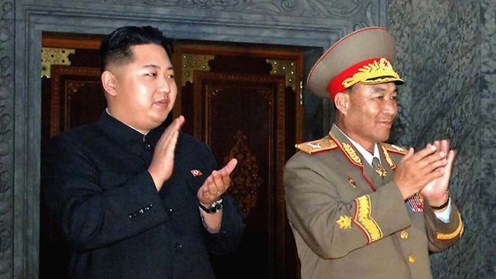 Kim Jong Un Executes Defence Minister