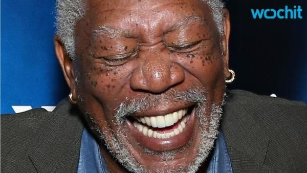 Morgan Freeman Stoned