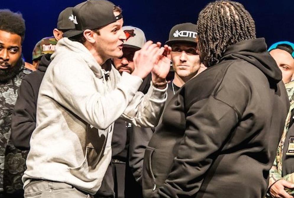 Most Brutal Rap Battle Ever