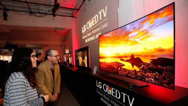 OLED TV 2