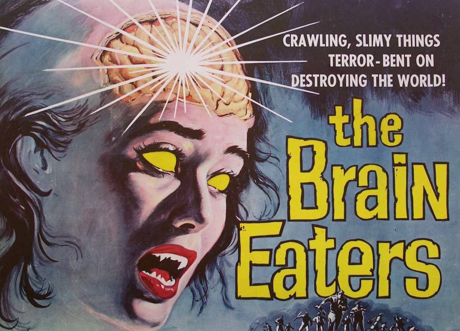Uitzonderlijk 30 Awesome Retro Horror Movie Posters – Sick Chirpse VH85