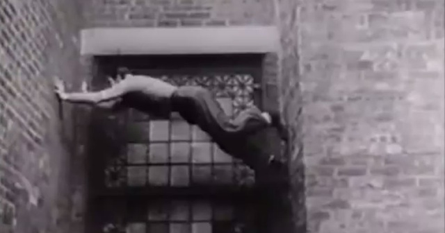 Old School Parkour