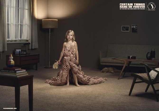 Powerful Social Issue Adverts 33