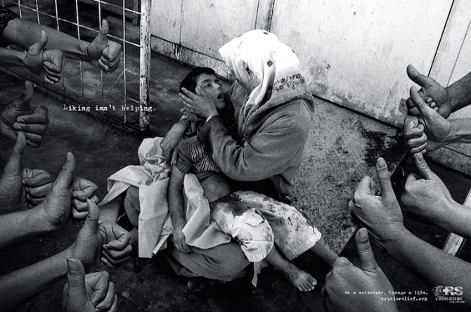Powerful Social Issue Adverts 46
