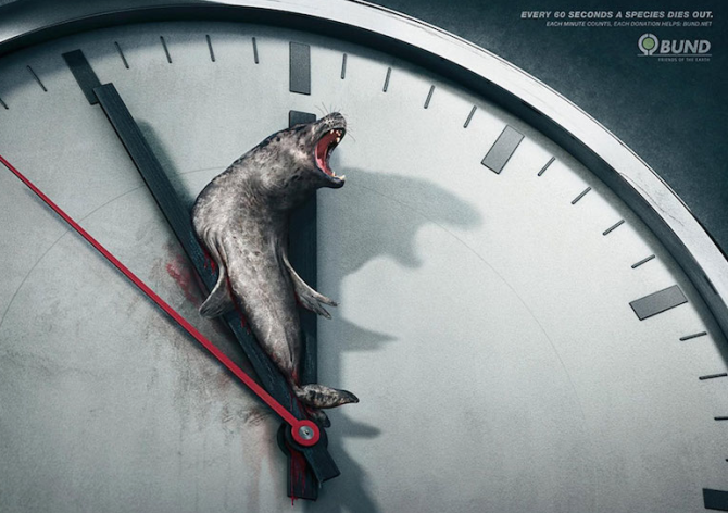 Powerful Social Issue Adverts 51