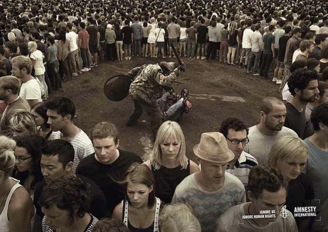 Powerful Social Issue Adverts 58