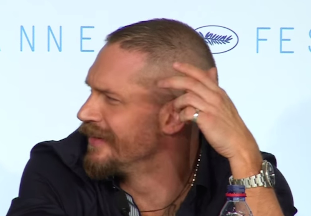 Tom Hardy Mad Max Feminist Reply