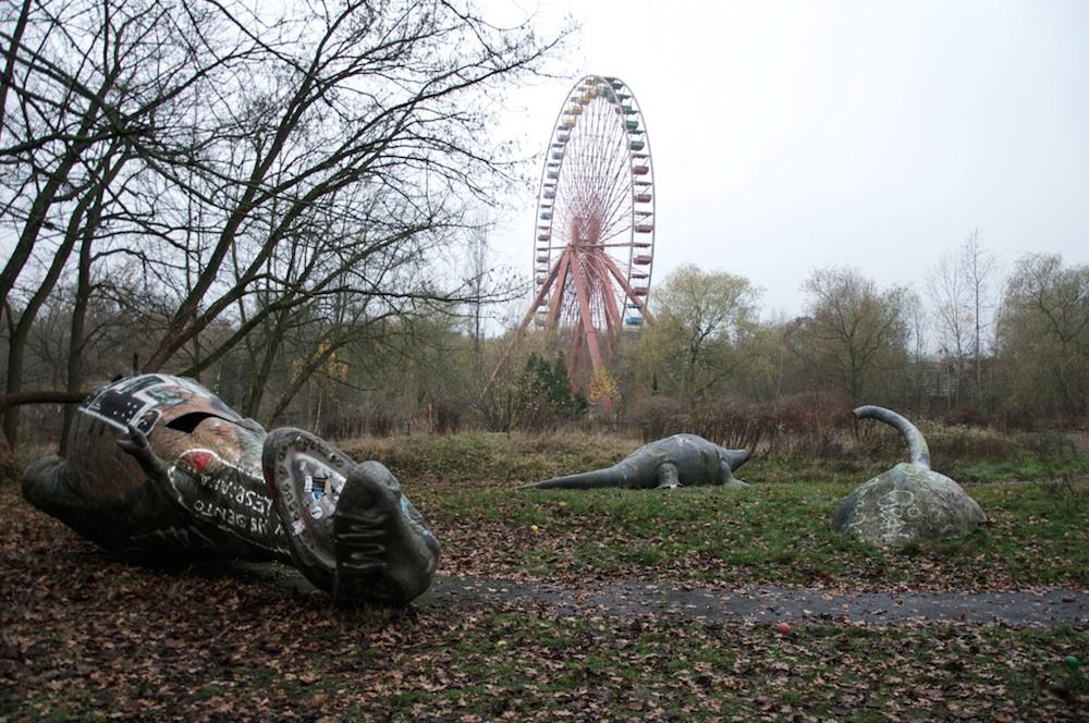 Abandoned Theme Parks 1